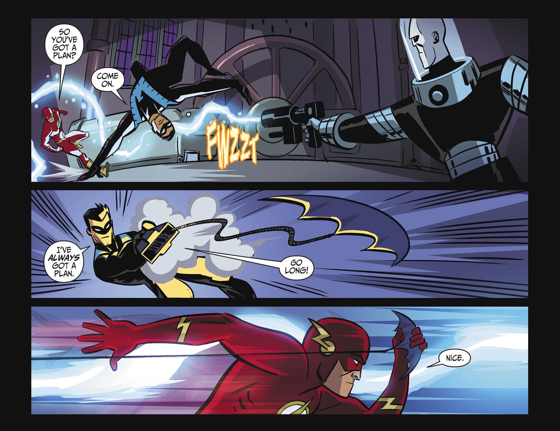 Batman Beyond 2.0 #16 #25 - English 9