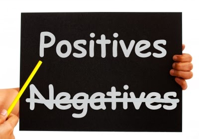 "Photo courtesy of FreeDigitalPhotos.net ""Pointing Positives On Blackboard"" by Stuart Miles"