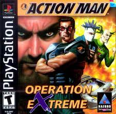 Download - Action Man - Operation Extreme - PS1 - ISO