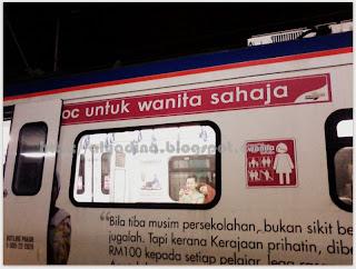 Koc Untuk Wanita Sahaja