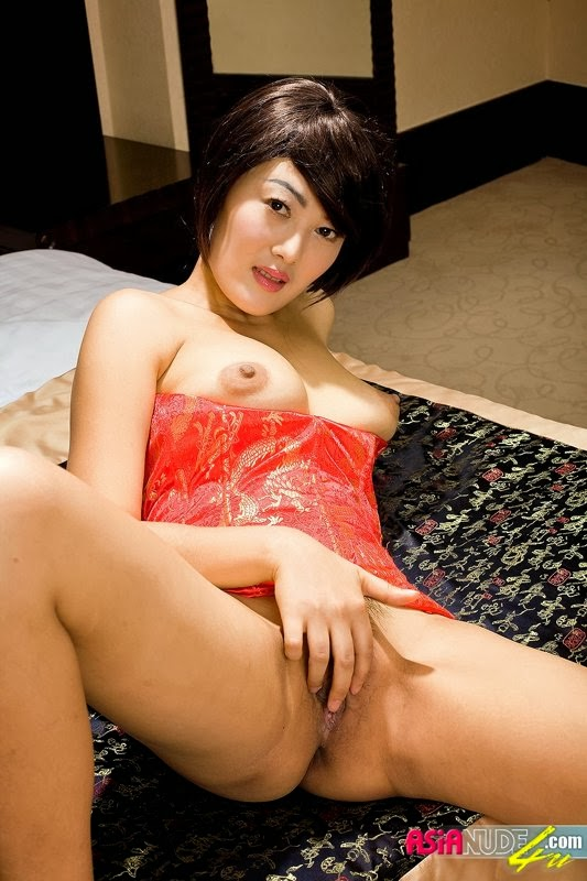 XBABES: Busty Chinese Asianude4u Babe Greasy Nude Posing ...