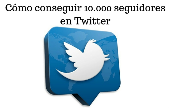 Redes Sociales, Twitter, Social Media, 10.000, Seguidores,