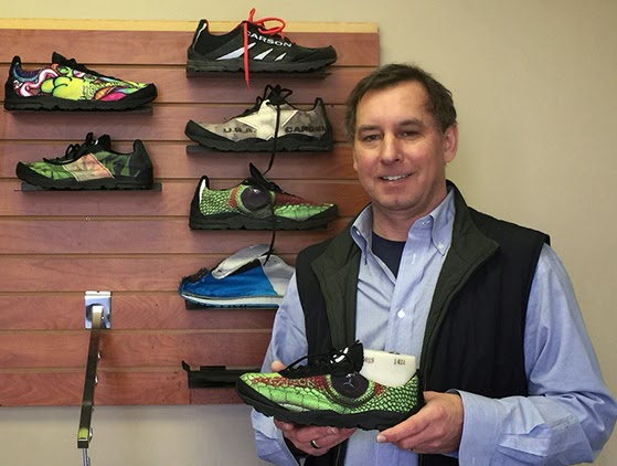 Carson Footwear: The Amazing Story Behind The World's Newest Running Shoe
