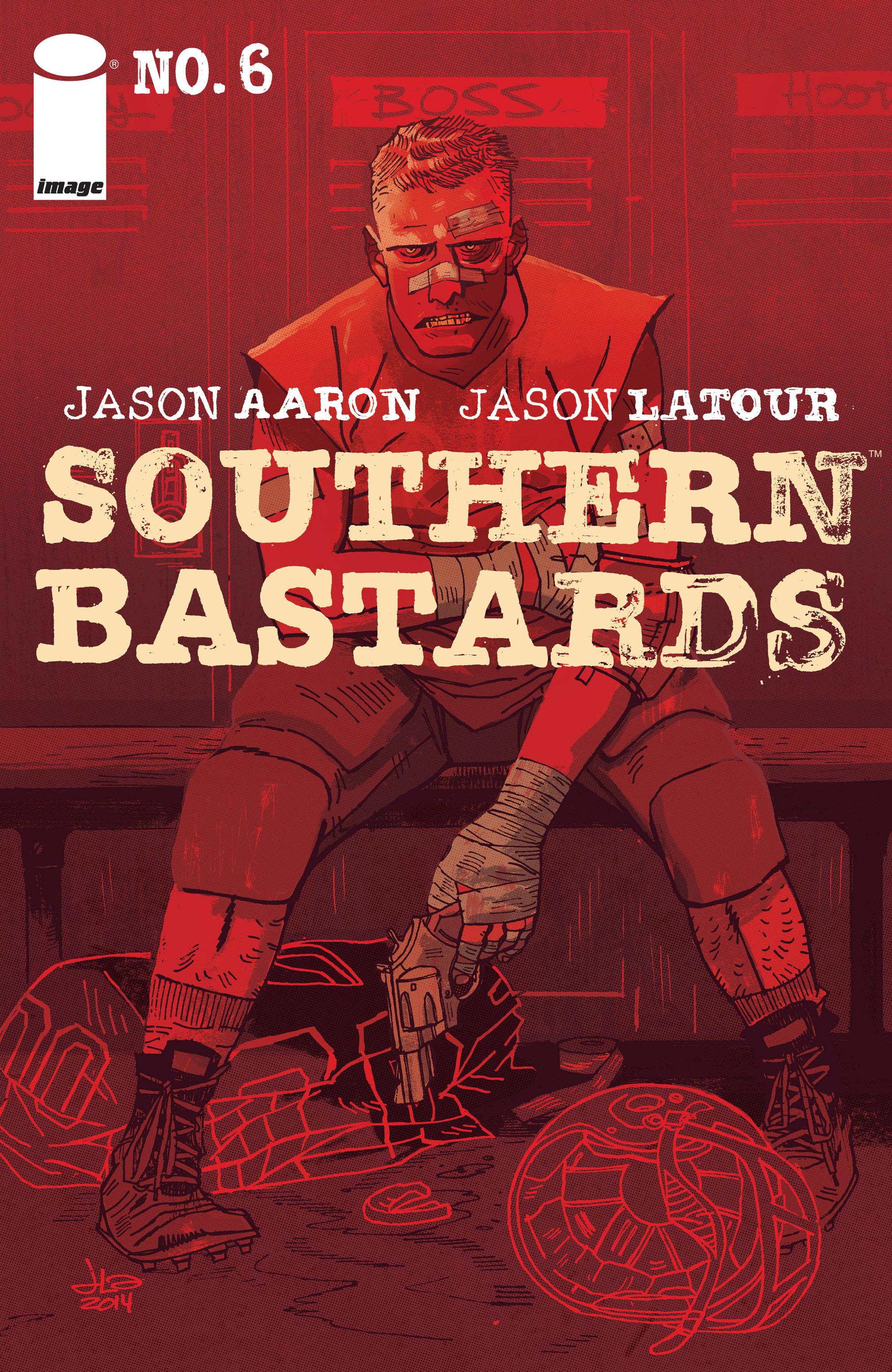 Southern Bastards 6 Page 1