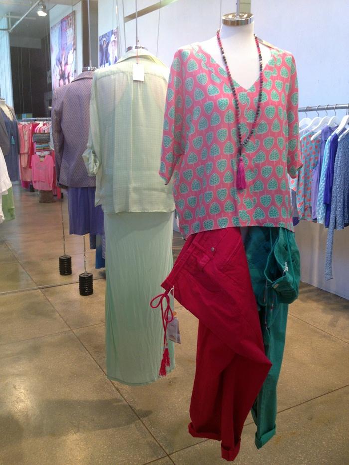 בלוג אופנה Vered'Style סאקס אביב-קיץ 2013