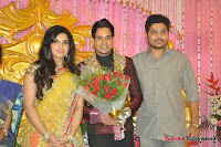 Celebraties at Actor Bharat n Jessy Wedding Reception Photos+%252892%2529 Actor Bharath n Jessy Wedding Photos