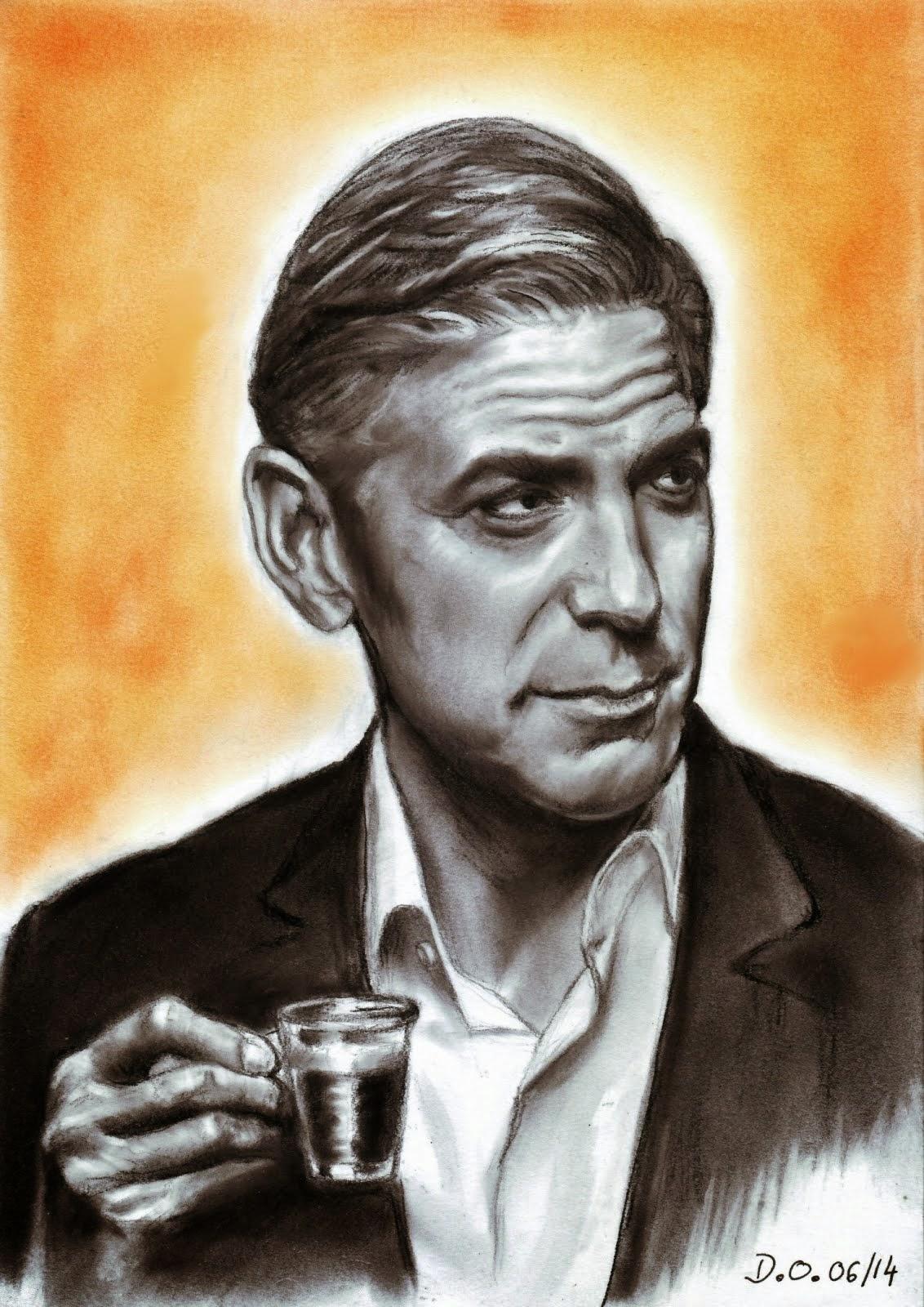 Georges Clooney 2014