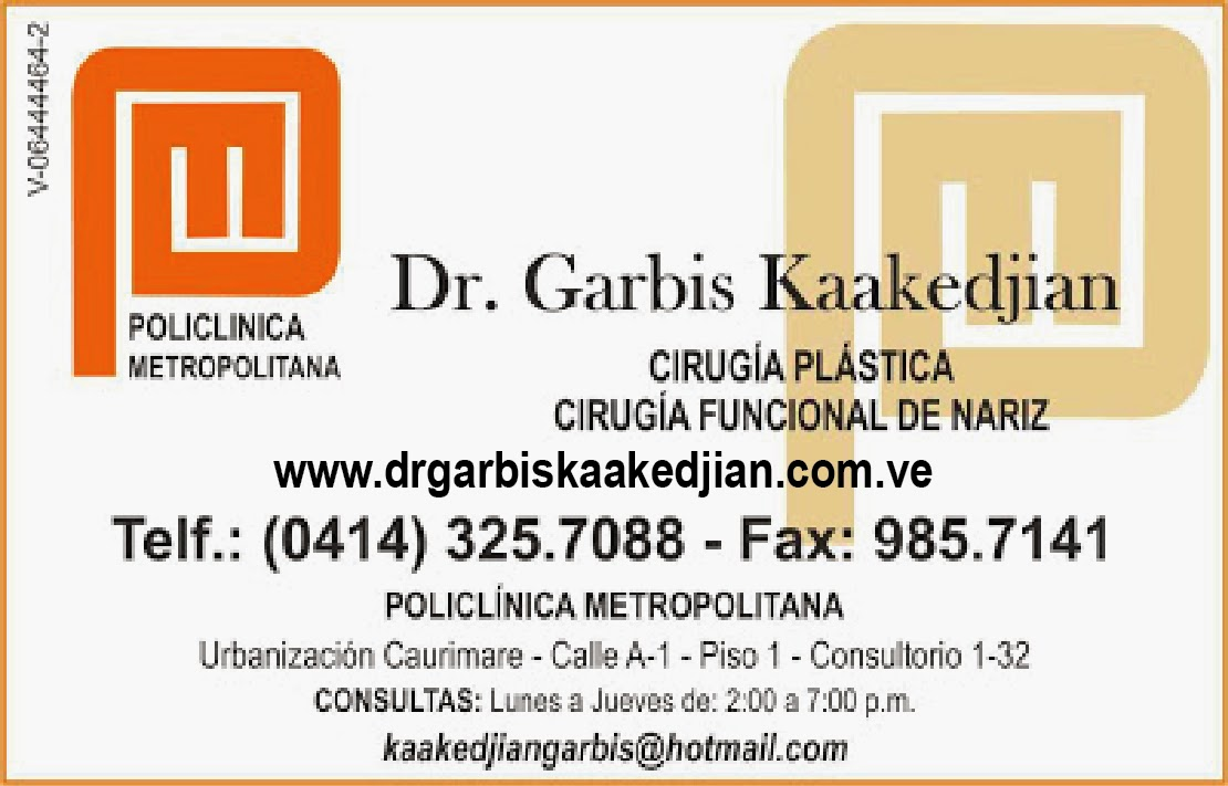 DR. GARBIS KAAKEDJIAN en Paginas Amarillas tu guia Comercial