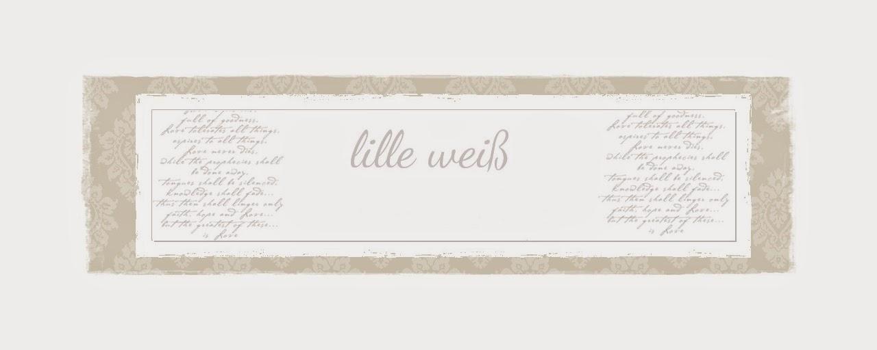 lilleweiss