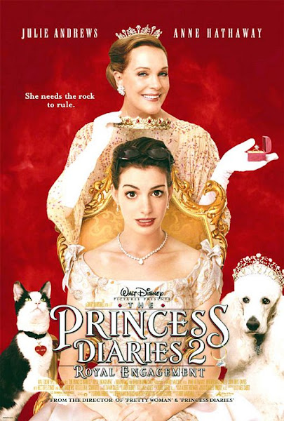 Watch The Princess Diaries 2: Royal Engagement (2004) Hollywood Movie Online | The Princess Diaries 2: Royal Engagement (2004) Hollywood Movie Poster