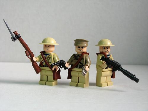 world war 1 weapons. world War 1