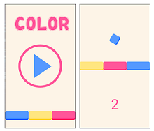 Tap Game of the Month - Pick Color