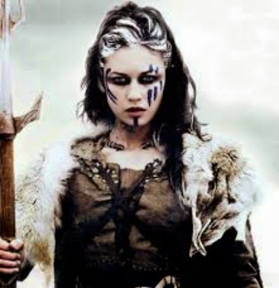 CELTIC WARRIORS GODDESS