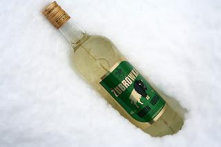 vodka zubrovka