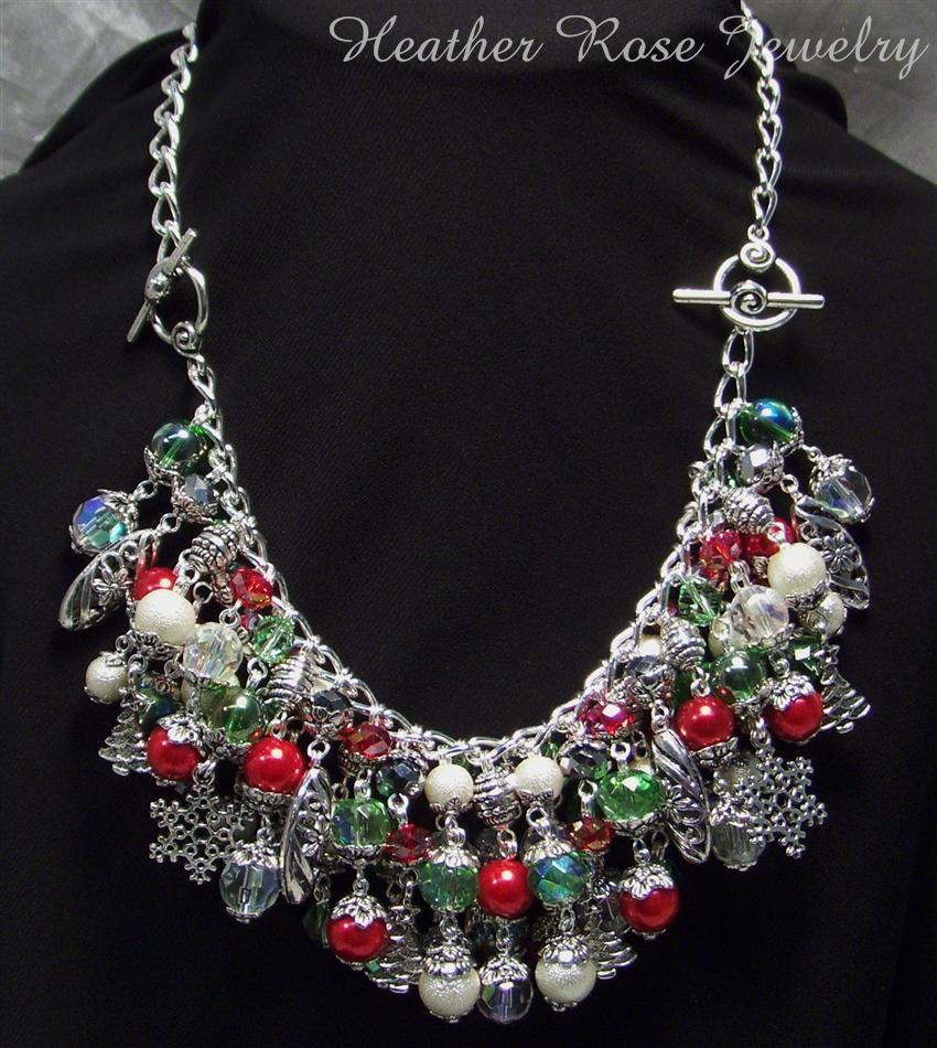 Heather Rose Jewelry: Christmas is Coming~Loaded Charm Bracelet ...