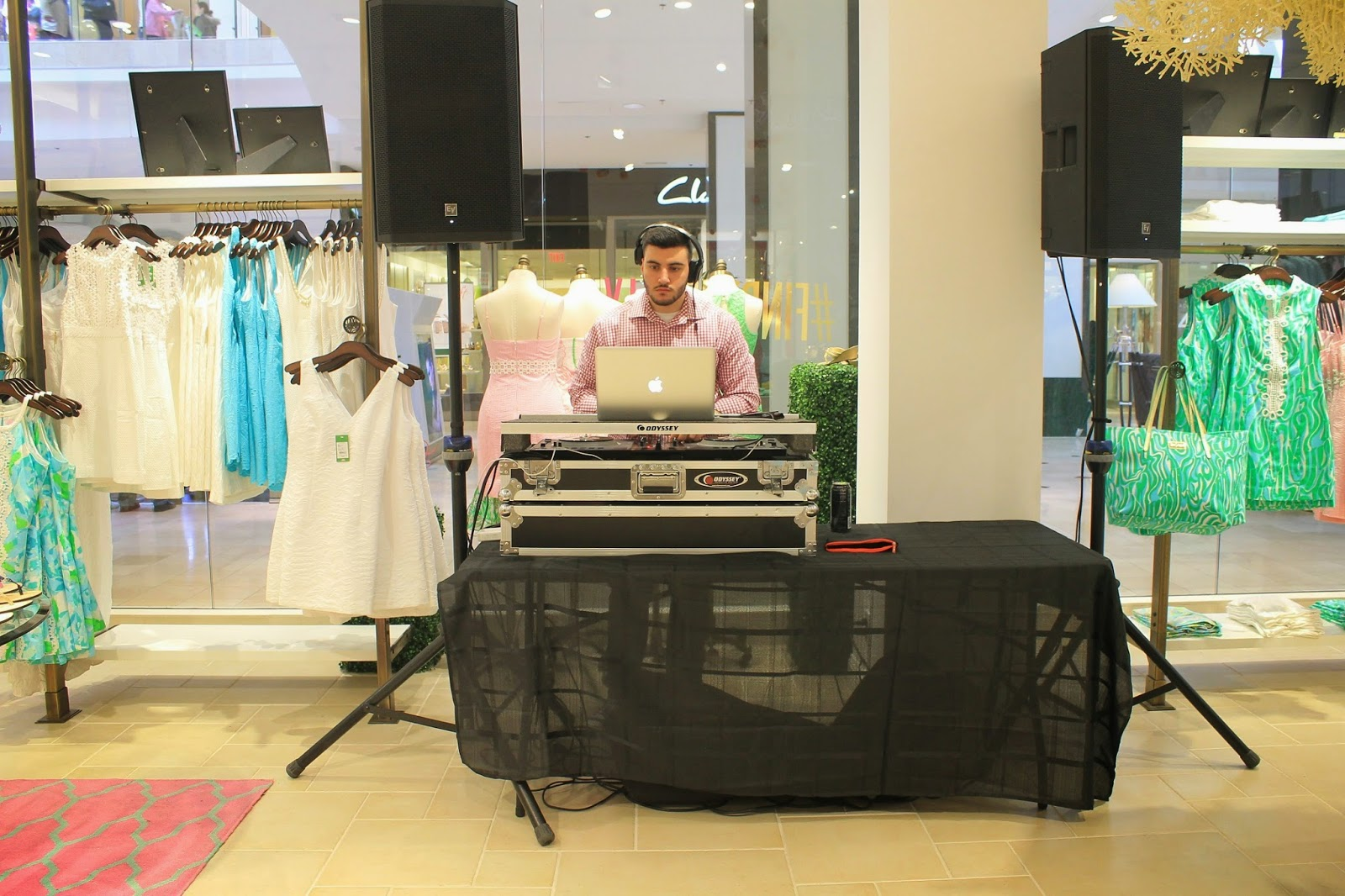 lunch at lilly bethesda lilly pulitzer dj