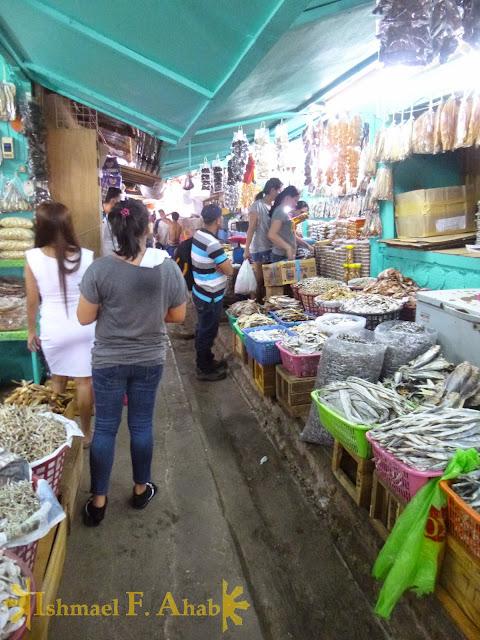 Puerto Princesa public market