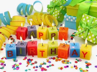 Ribuan Ucapan Ulang Tahun Untuk Pacar dan Sahabat