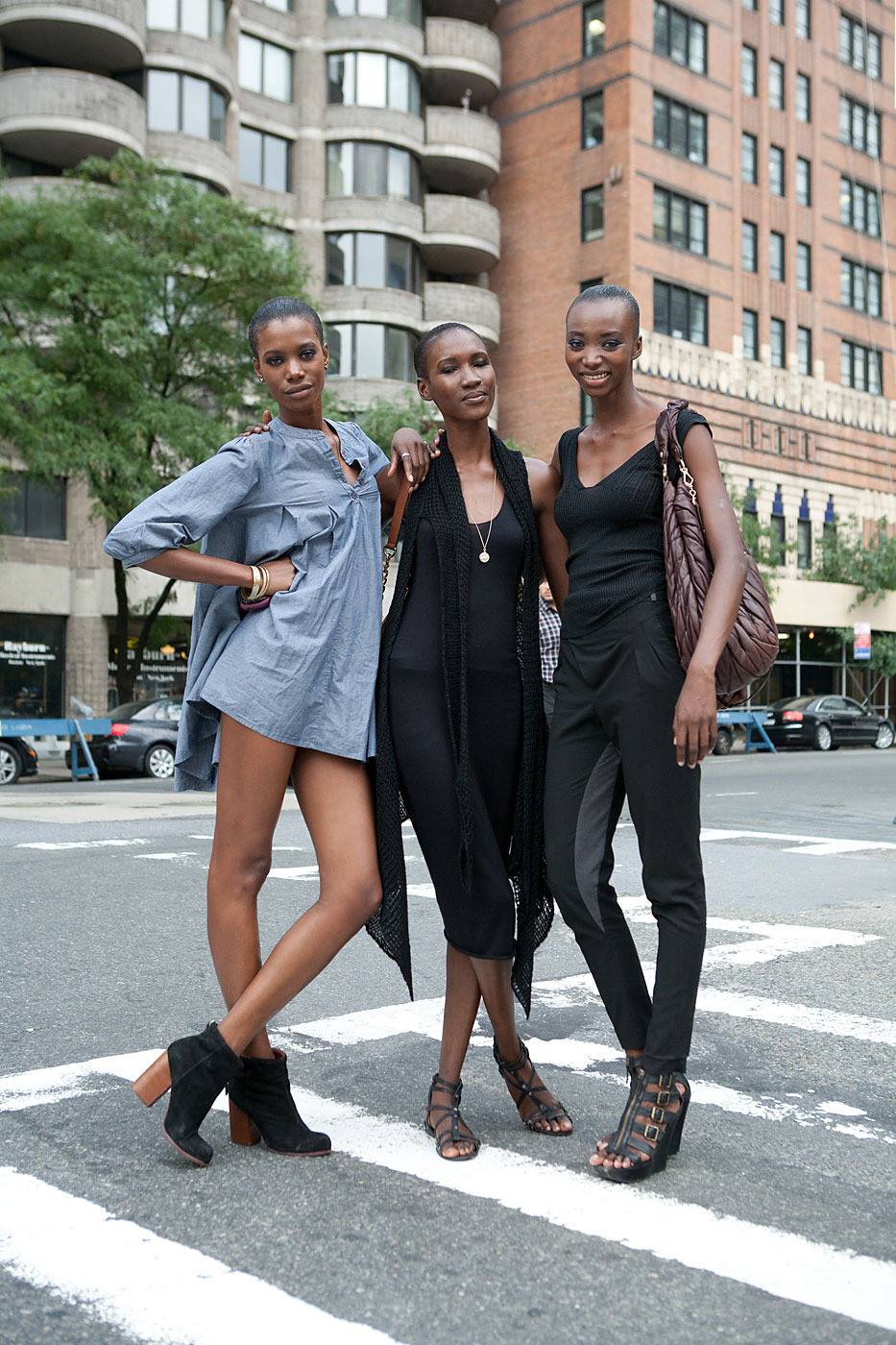 NYFW: 18 Model Street Style Snaps [Part 2]