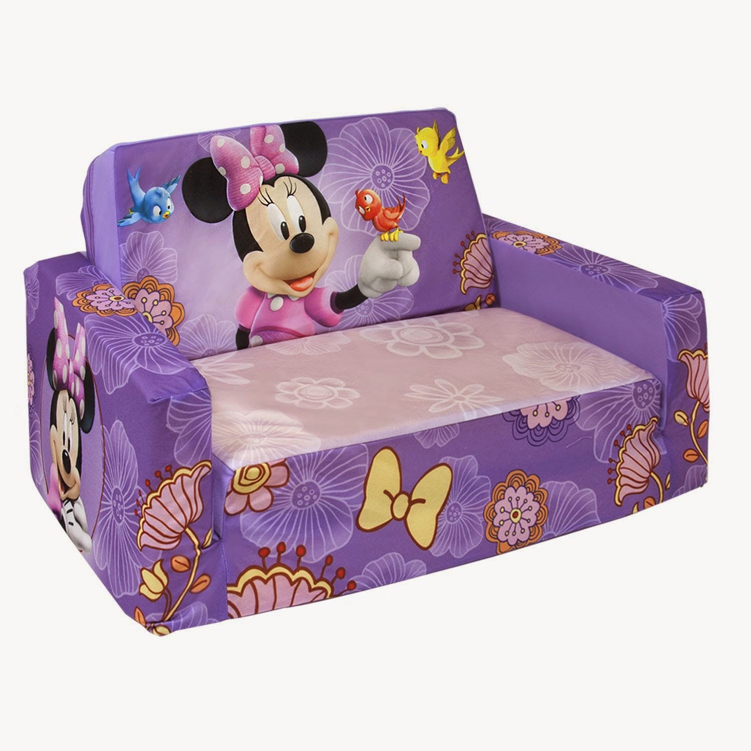 13 [ Mickey Mouse Flip Out Sofa ]
