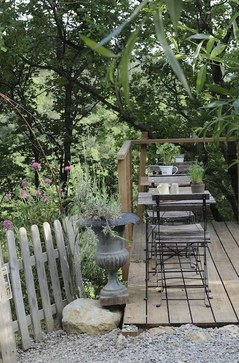 fotos jardins rusticos:ESTILO RUSTICO: NUEVOS JARDINES RUSTICOS