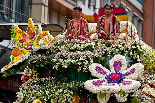Baguio Panagbenga Flower Festival 2017