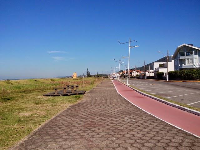 Praia da Vila Imbituba SC