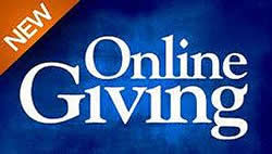 On-Line Giving!