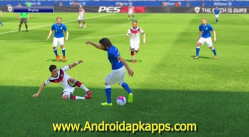 Pro Evolution Soccer 2015 APK Games For Android