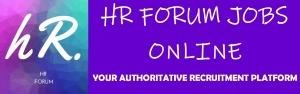 HR FORUM Jobs