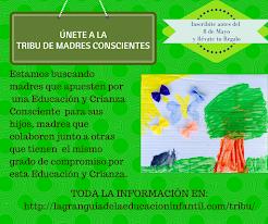 ÚNETE A LA TRIBU DE MADRES CONSCIENTES.