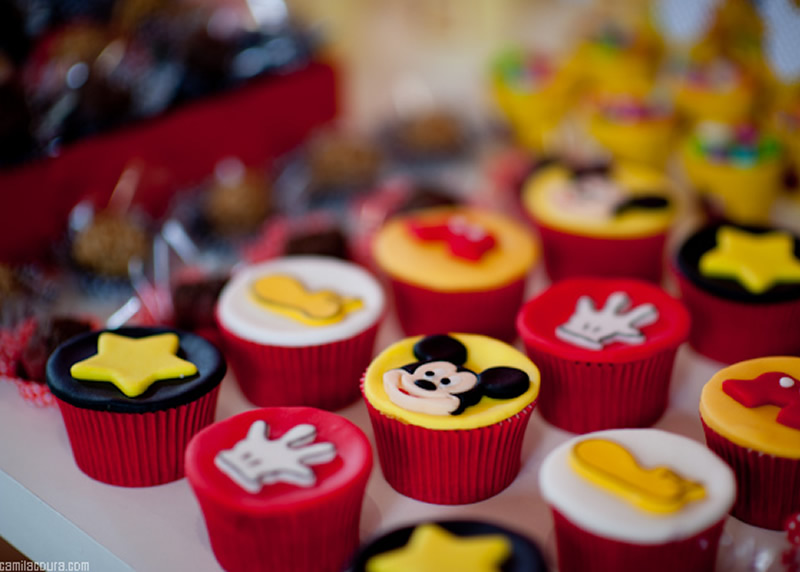 Fiesta de mickey mouse car interior design - Fiesta tematica mickey mouse ...