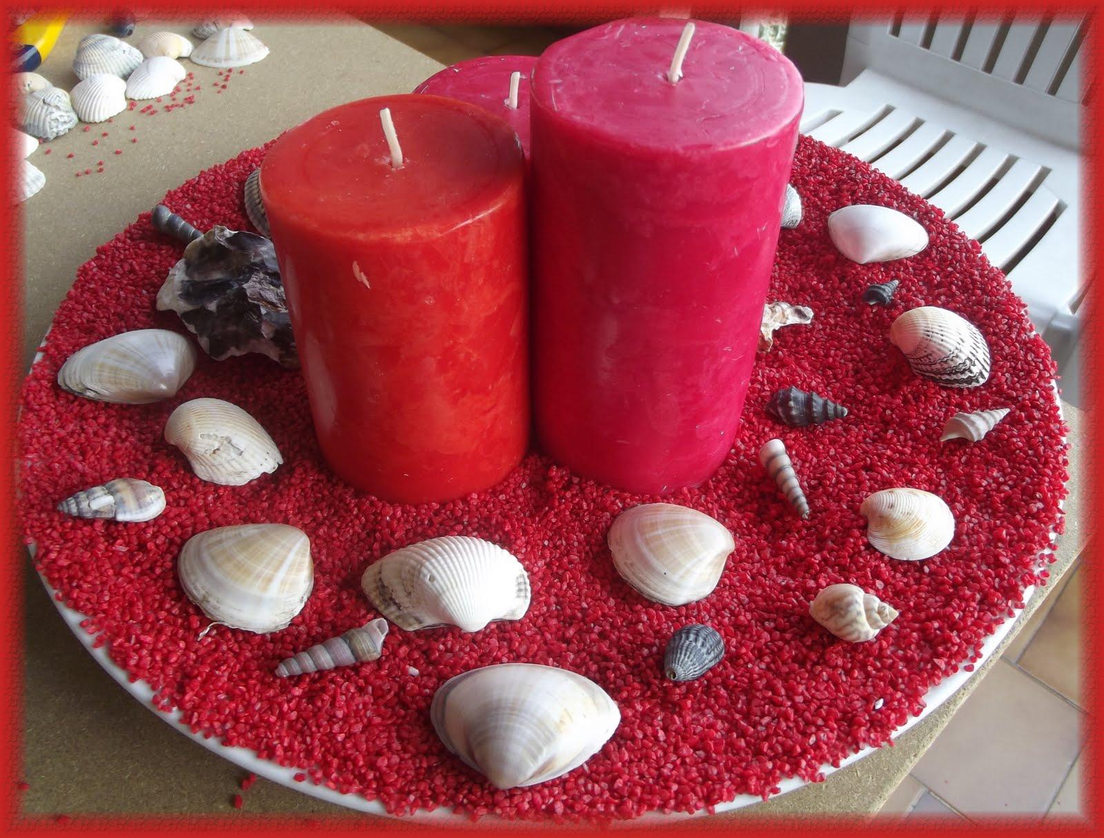 Art immagination centrotavola - Ikea candele profumate ...