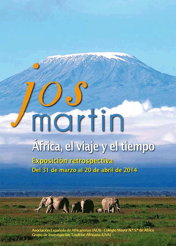 África, el viaje y el tiempo. Asociación Española de Africanistas (AEA)