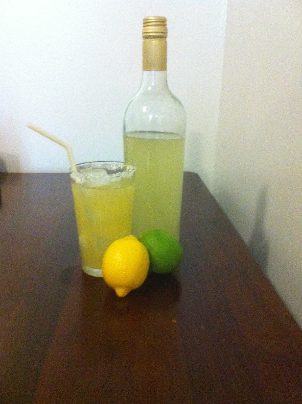 Here's my recipe for homemade Sour Mix. It works great in my Perfect ...