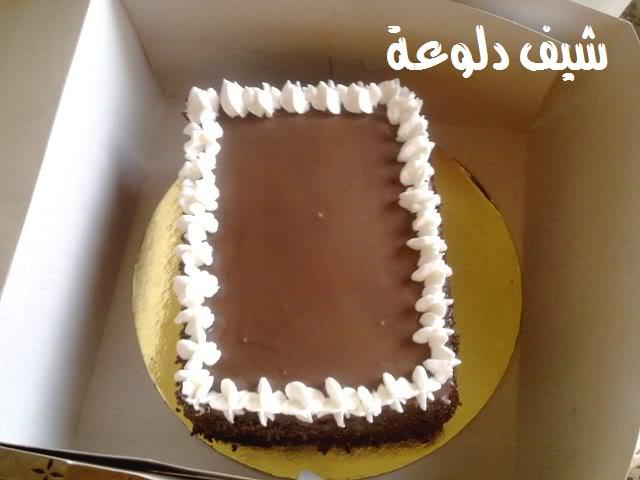 39 الكيكه الاسفنجيه للشيف دلوعه