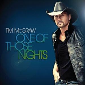 Tim McGraw - One Of Those Nights Lyrics
