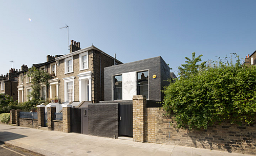 Modern homes in london