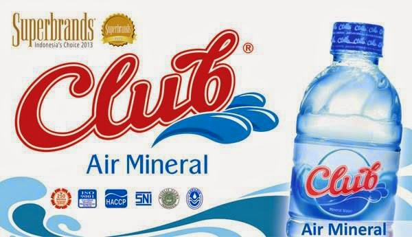 Distributor Air Minum Club