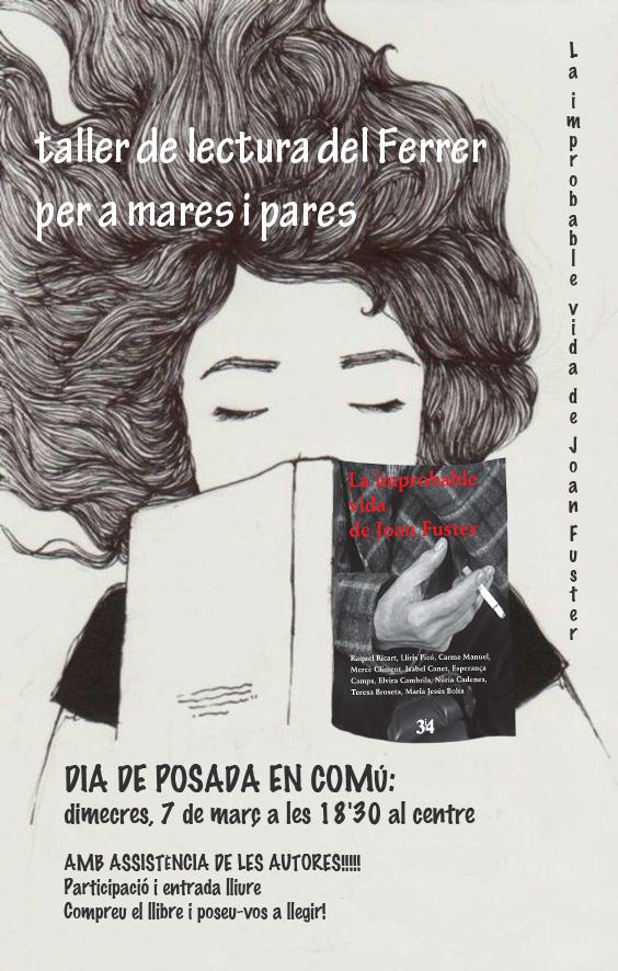 Club de lectura del Ferrer