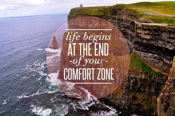 Life Begins At The End Of Your Comfort Zone Pic Found On Google