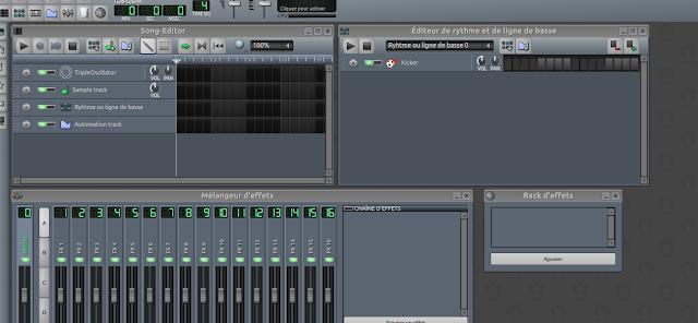 J'ai testé LMMS (Linux Multi Media Studio), une alternative gratuite à FL Studio, A Unix Mind In A Windows World