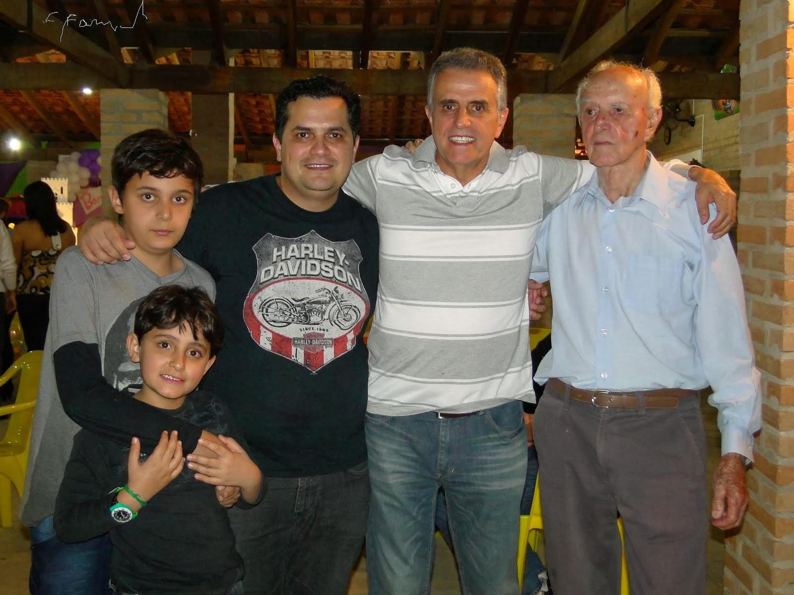 Quatro gerações