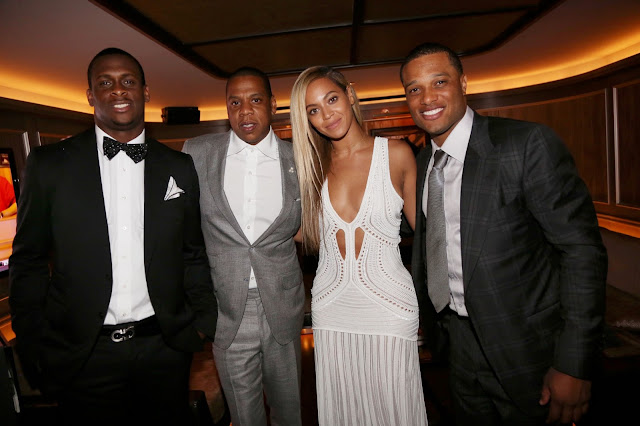 Beyonce Knowles 40/40 Club 10 Year Anniversary Party