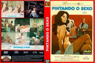 PINTANDO O SEXO - CINEMA NACIONAL