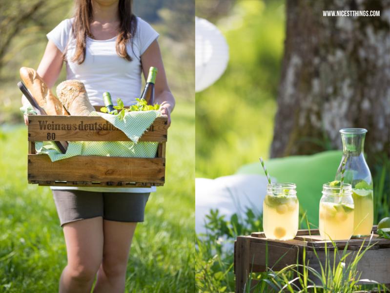 Mini Kühlschrank Fritz Kola : Weinkisten picknick mit melonenlimonade und bärlauchschnecken