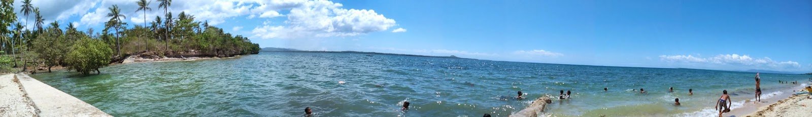 Mactang Historical Beach, Poro, Camotes, Cebu