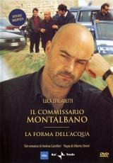 Carátula del DVD El comisario Montalbano