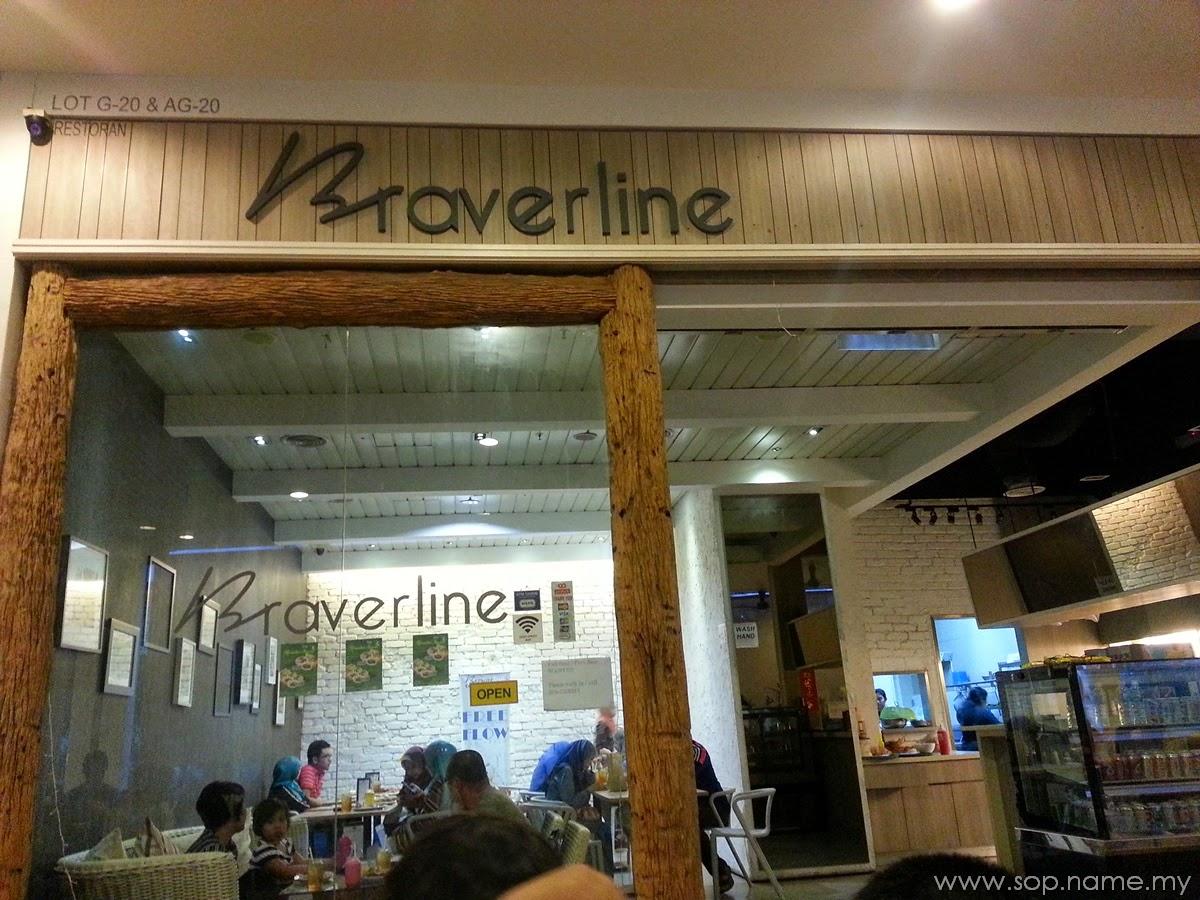 Berbuka di Restoran Braverline, Festival City