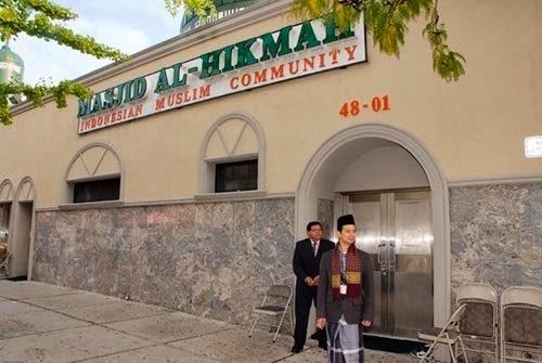 Keluhan Masjid Al Hikmah Belanda Dipakai Aksi Bela Ahok